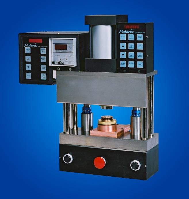 Accu-Weld 4100 AC/4200 CD Vacuum Welder